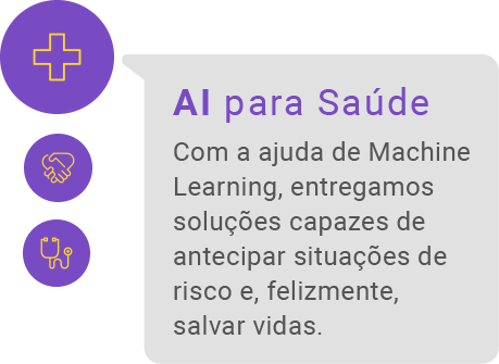 AI para a saúde